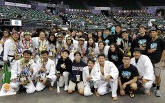 Punahou Judo Competitors