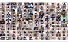 Virtual choir for the 2020 Baccalaureate