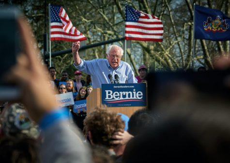 Bernie Sanders at a rally in Pittsburgh. Photo Courtesy of Vidar Nordli-Mathisen on Unsplash.